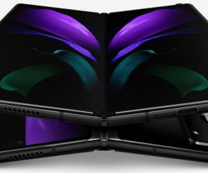 More Galaxy Z Fold2 press renders by @evleaks