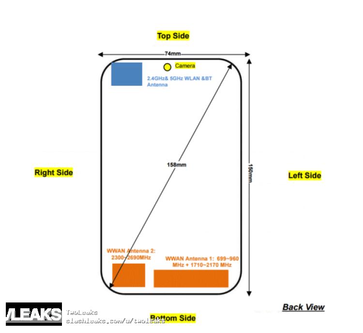 img Moto G5 Plus passes FCC