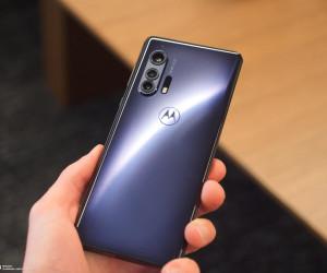 Motorola Edge+ Hands-On Photos