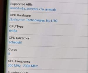 Motorola Edge Hands-On Video + Specifications
