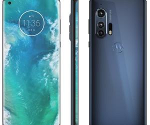 Motorola Edge+ Official Renders - 108MP Confirmed