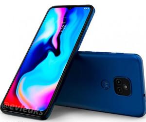 Motorola Moto E7 Plus renders leaked