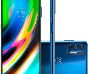 Motorola Moto G9 Plus renders leaked