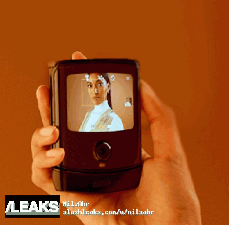 img Motorola Razr Selfie