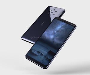Nokia 9 leak by Onleaks x 91mobiles