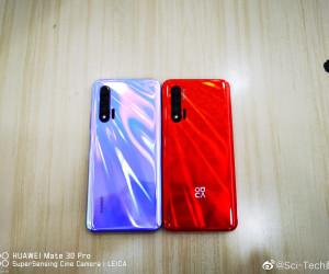 Nova 6/Nova 6 5G in two colors