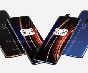 OnePlus 7T Pro and OnePlus 7T Pro McLaren Edition renders + Specs