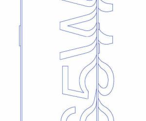 OnePlus 8T 5G Render