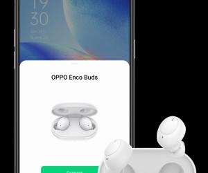 OPPO Enco Buds press renders leaked by @evleaks