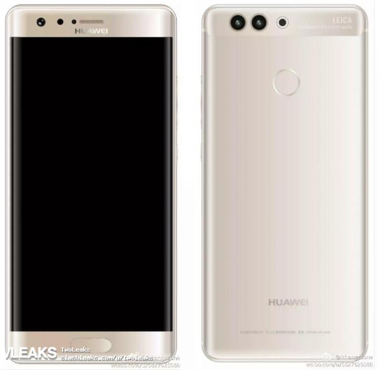 img Another Huawei P10 renders leak