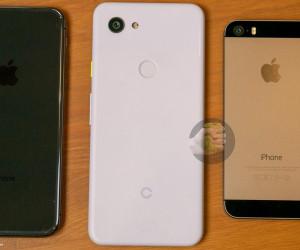 PIXEL 3 LITE (SARGO) COMPARISON WITH OTHER SMARTPHONES