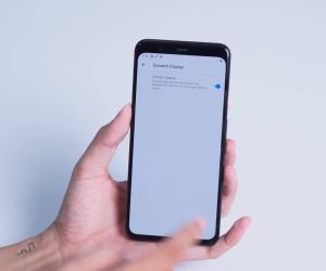 Pixel 4 Hands On video