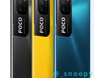 Poco M3 Pro 5G Render Leaks