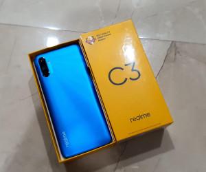 Realme C3 Unboxed Retail Unit