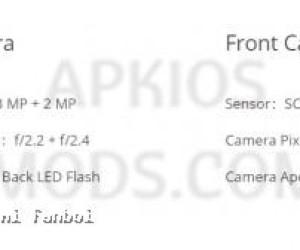 Realme U1 specs leaked