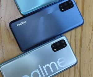 Realme V5 live pictures confirms key specs