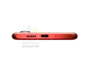 Red Huawei P30 pro