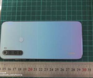 Redmi Note 8 FCC IMAGES