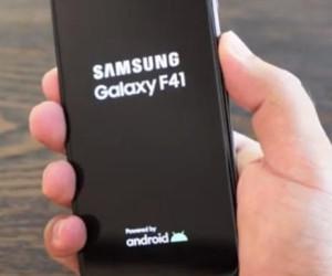 Samsung F41 First look