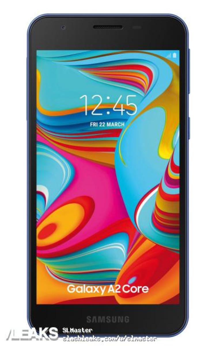 img Samsung Galaxy A2 Core (SM-A260)