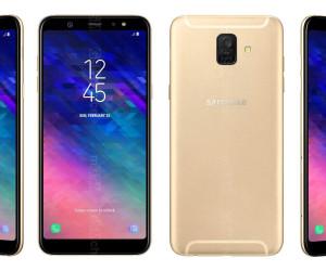 samsung-galaxy-a6-gold