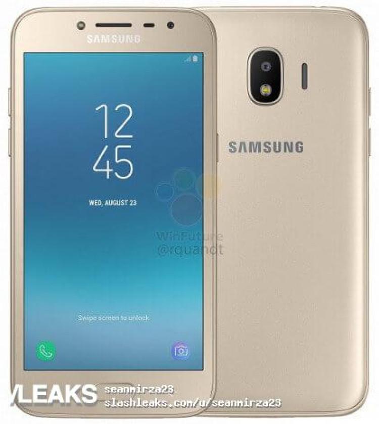 img Galaxy J2 (2018) - Specs & Renders Leaked