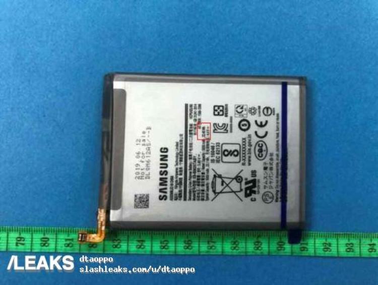 img Samsung Galaxy M20S 6000mah Battery Leaks [UPDATED: Galaxy M30s]