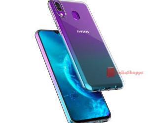 Samsung Galaxy M30s Case Renders