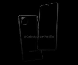 Samsung Galaxy Note 10 Lite or Galaxy A81 Renders Leaked Via OnLeaks