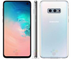 Samsung Galaxy S10 E - Official Render