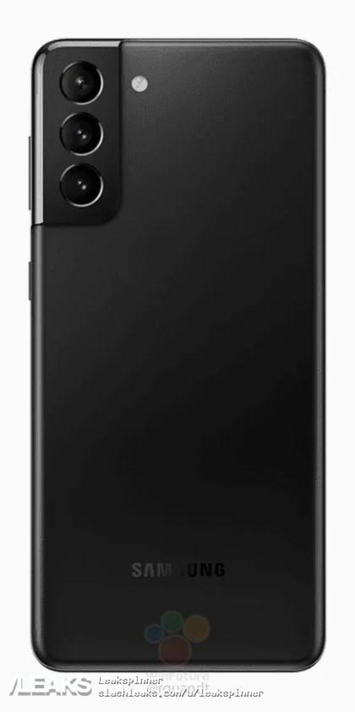 img Samsung Galaxy S21 / S21 Plus press renders leaked