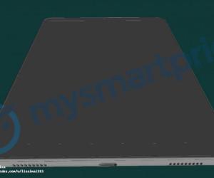 Samsung Galaxy Tab A 2021 8.4 inch cad render