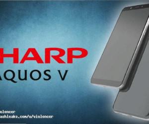 Sharp AQUOS V