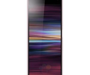 Sony Xperia XA3 render leaks