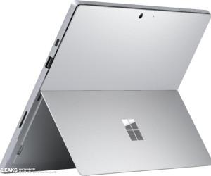 Surface Pro 7 Renders by EvLeaks