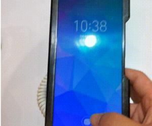 Unknown Huawei Underscreen Fingerprint Phone Leaks