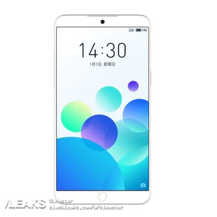 img Meizu 15, 15 Lite, 15 Plus specifications and renders