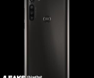 unwatermarked renders of the Motorola moto G8 power