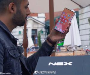 vivo nex 3 real devices