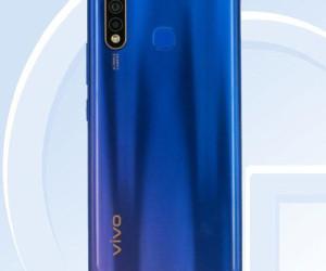 Vivo V1934A/T pics + specs (TENAA)