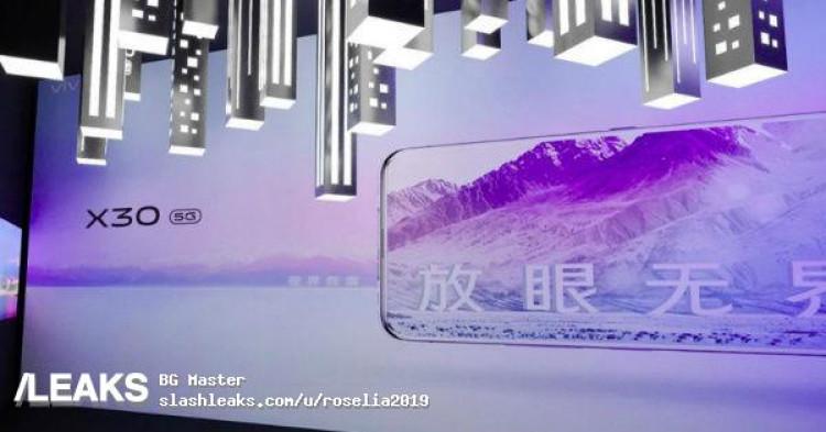 img Vivo X30 Frist Look Screen Leaks