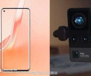 Vivo X50 Pro Render Debut New 50MP Samsung