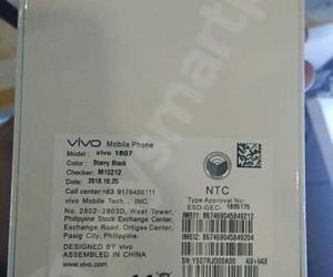 Vivo y95 retail Box leaked