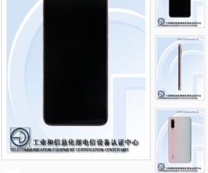 Xiaomi CC9 Meitu Cutom Edition TENAA images
