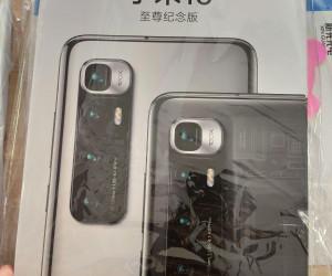 Xiaomi Mi 10 Ultra Official Render & Poster