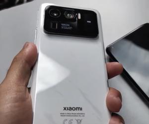 Xiaomi Mi 11 Ultra hands-on video leaks out