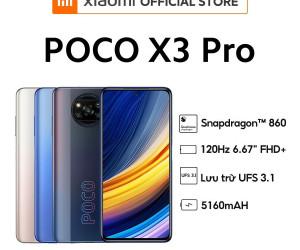 Xiaomi Poco X3 Pro renders, specs and price leaked by Vietnamese retailer