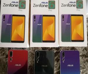 ZENFONE 6 LIVE SHOTS LEAKED