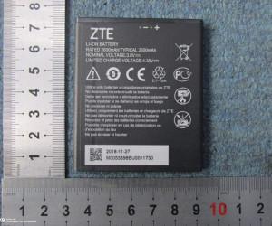 ZTE A5 2019 External, Internal Images & Schematiccs