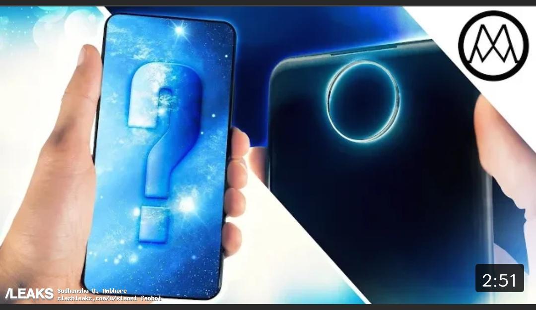 img Vivo Nex 2 dual display and triple cameras confirmed